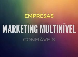 empresas com marketing multinível